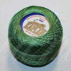 msl0699, žalia spalva, siūlai, 20 g.