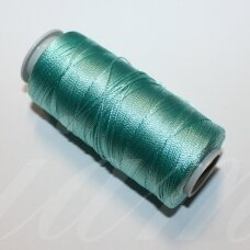 sl0941, žalsva spalva, siūlai, 25 g.