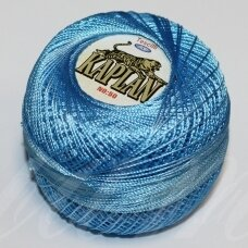 MSL0996 mėlyna spalva, siūlai, 20 g.