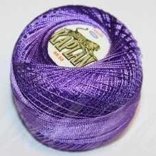 msl1003, violetinė spalva, siūlai, 20 g.