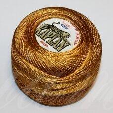 msl1012, auksinė spalva, siūlai, 20 g.