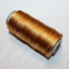 sl1012, auksinė spalva, siūlai, 25 g.