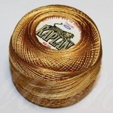 msl1013, auksinė spalva, siūlai, 20 g.