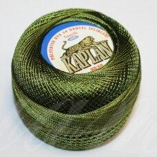 MSL1014 žalia spalva, siūlai, 20 g.