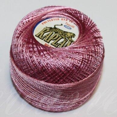 msl0335, rožinė spalva, siūlai, 20 g.