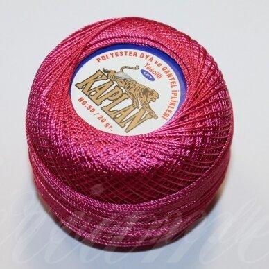 msl0601, rožinė spalva, siūlai, 20 g.