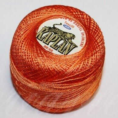 MSL0740 oranžinė spalva, siūlai, 20 g.