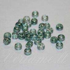 pccb00279-06/0 3.7 - 4.3 mm, apvali forma, skaidrus, žalsva spalva, apie 50 g.