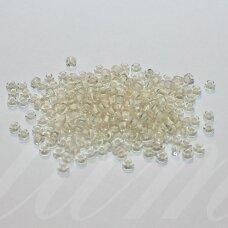 pccb00392-09/0 2.2 - 2.4 mm, apvali forma, skaidrus, viduriukas gelsva spalva, apie 50 g