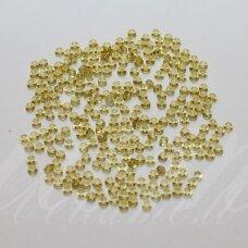 pccb01651-11/0 2.0 - 2.2 mm, apvali forma, geltona spalva, apie 50 g.
