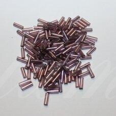 """pccb12001/27010-3"""" 6.5 x 2 mm, pailga forma, alyvinė spalva, viduriukas su folija, apie 50 g."""