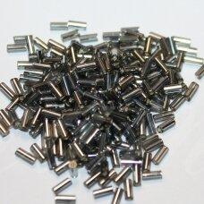 pccb12001/47010-02/0 4.5 x 1.9 mm, pailga forma, pilka spalva, viduriukas su folija, apie 50 g.