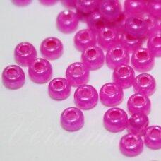 PCCB17177-04/0 4.8 - 5.3 mm, apvali forma, rožinė spalva, apie 50 g.