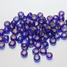 pccb29001/37109-02/0 5.8 - 6.3 mm, apvali forma, ab danga, mėlyna spalva, kvadratinė skylė, viduriukas su folija, apie 50 g.