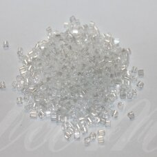pccb31001/48102-08/0 2.5 x 2.5 mm, pailga forma, skaidrus, apie 50 g.