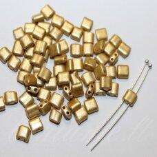 PCCB321/94001/16784-5/5 apie 5 x 5mm, aukso spalva, apie 48g.