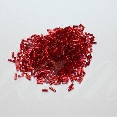 pccb321/11001/97070-4/1.3 4 x 1.3 mm, raudona spalva, viduriukas su folija, apie 50 g.