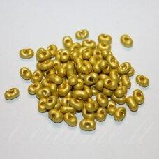 pccb321/90001/39001/18386-3.2/6.5 3.2 x 6.5 mm, farfalle forma, matinė, auksinė spalva, apie 50 g.
