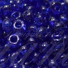 pccb29001/66300-02/0 5.8 - 6.3 mm, apvali forma, skaidrus, mėlyna spalva, kvadratinė skylė, apie 50 g.