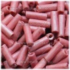 """pccb351/15001/07603-3"""" 6.5 x 2 mm, pailga forma, rausva spalva, apie 50 g."""