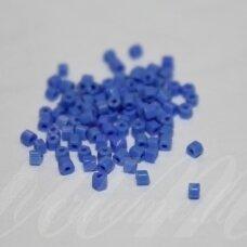 pccb351/31001/33040-10/0 2.2 x 2 mm, pailga forma, mėlyna spalva, apie 50 g.
