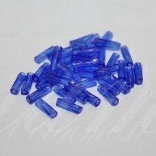 """pccb351/38001/30050-03"""" 7 x 2.2 mm, pailga forma, mėlyna spalva, apie 50 g."""