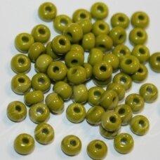 PCCB53430-07/0 3.2 - 3.7 mm, apvali forma, samaninė spalva, apie 50 g.