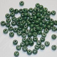 pccb63130-33/0 8 mm, apvali forma, žydra spalva, apie 50 g.