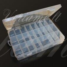 pd0004 apie 35 x 130 x 190 mm, plastikinė dėžutė, 1 vnt.