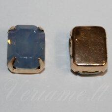 pja4g10-stac- 10x8x6 apie 10 x 8 x 6 mm, 4 skylių, auksinė spalva metalinis pagrindas, stačiakampio forma, akutės opalito spalva, prisiuvama juvelyrinė akutė, 4 vnt.