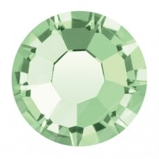 Preciosa 438 11 615 Chaton Rose MAXIMA Hotfix SS10 (2.8mm) Chrysolite (96 vnt)