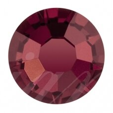 Preciosa 438 11 618 Chaton Rose MAXIMA Hotfix SS30 (6.4mm) Burgundy (18 vnt)