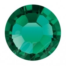 Preciosa 438 11 618 Chaton Rose MAXIMA Hotfix SS30 (6.4mm) Emerald (18 vnt)