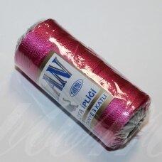 sl0305, šviesi, rožinė spalva, poliesterio siūlas, 25 g.