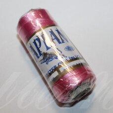 sl0604, šviesi, rožinė spalva, poliesterio siūlas, 25 g.