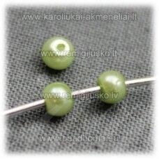 stperl0139-03 apie 3 mm, salotinė spalva, apie 300 vnt.