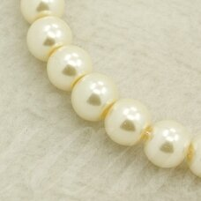 jsstperl0221-12 about 12 mm, round shape, glass pearl, about 65 pcs.