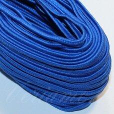 STZ0027 apie 2.5 mm, mėlyna spalva, sutažo juostelė, 5 m.