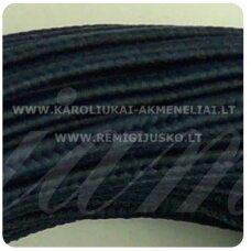 STZ0035 apie 2.5 mm, tamsi, mėlyna spalva, sutažo juostelė, 5 m.