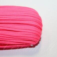 stz0040 apie 2.5 mm, tamsi, rožinė spalva, sutažo juostelė, 5 m.