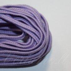 stz0072 apie 2.5 mm, šviesi, violetinė spalva, sutažo juostelė, 5 m.