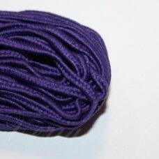 STZ0073 apie 2.5 mm, violetinė spalva, sutažo juostelė, 5 m.