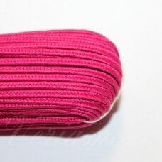 STZ0082 apie 2.5 mm, tamsi, rožinė spalva, sutažo juostelė, 5 m.