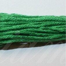 svsl0017, žalia spalva, medvilnė, siūlai, apie 8 m.