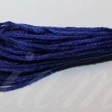 svsl0023, tamsi, mėlyna spalva, medvilnė, siūlai, apie 8 m.