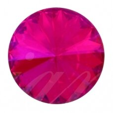 Swarovski 1122 Rivoli SS47 (10.7mm) Light Siam Astral Pink (4 vnt)