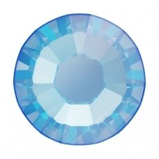 Swarovski 2038 XILION Rose SS10 (2.8mm) Crystal Electric Blue DeLite (80 vnt)