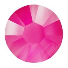 Swarovski 2038 XILION Rose SS10 (2.8mm) Crystal Electric Pink (80 vnt)
