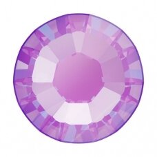 Swarovski 2038 XILION Rose SS10 (2.8mm) Crystal Electric Violet DeLite (80 vnt)