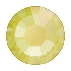 Swarovski 2038 XILION Rose SS10 (2.8mm) Crystal Electric Yellow DeLite (80 vnt)